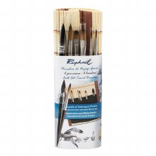 Raphael Travel Bamboo BrushSet