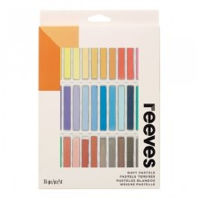 REEVES SOFT PASTELS 36s