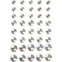 Rhinestones Crystal 6+8+10 mm