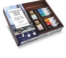 Rive Gauche Wooden Box