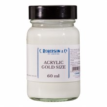Roberson Acrylic Gold Size 60ml