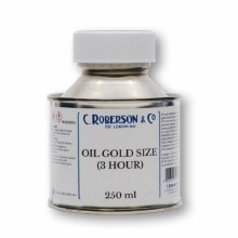 Roberson Oil Gold Size 250ml