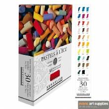 S/Soft Pastel 30 1/2 A L'Ecu