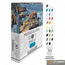 Sennelier Soft Pastels - Seaside Set of 30 half-pastels