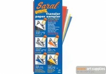 Saral Transfer Paper Sampler Pack