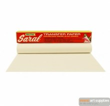 Saral Transfer Roll White