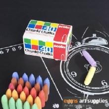 Scola ChunkiChalk Coloured 40s