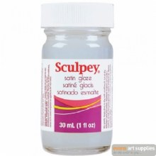 Sculpey Glaze Satin 29.5ml