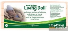 Sculpey Living Doll Baby 454g