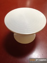 Sculptural Turntable pottery