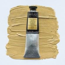 Sennelier Artists Acrylic 60ml Iridescent Antique Gold 025