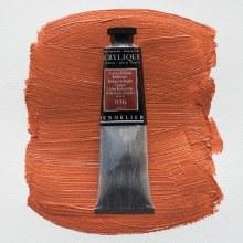 Sennelier Artists Acrylic 60ml Iridescent Bright Copper 036