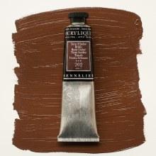 Sennelier Artists Acrylic 60ml Burnt Umber 202