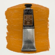 Sennelier Artists Acrylic 60ml Raw Sienna 208