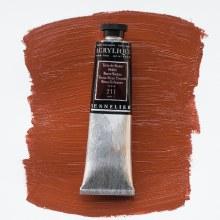 Sennelier Artists Acrylic 60ml Burnt Sienna 211