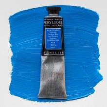 Sennelier Artists Acrylic 60ml Cerulean Blue 305