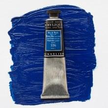 Sennelier Artists Acrylic 60ml Phthalo Blue Green Shade 326
