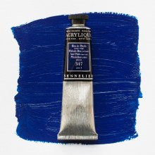 Sennelier Artists Acrylic 60ml Phthalo Blue Red Shade 347