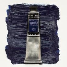 Sennelier Artists Acrylic 60ml Anthraquinone Blue 395