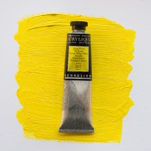 Sennelier Artists Acrylic 60ml Lemon Yellow Hansa 501
