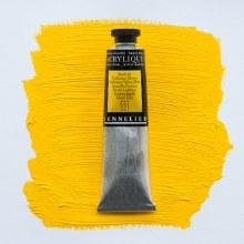 Sennelier Artists Acrylic 60ml Cadmium Yellow Medium 531