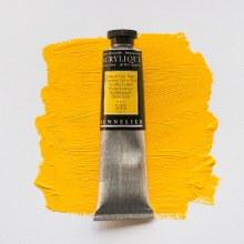 Sennelier Artists Acrylic 60ml Cadmium Yellow Dark 533