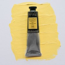 Sennelier Artists Acrylic 60ml Light Naples Yellow 568