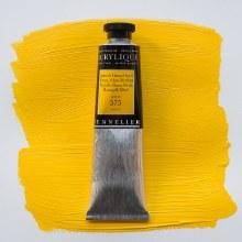Sennelier Artists Acrylic 60ml Hansa Yellow Medium 575
