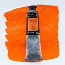 Sennelier Artists Acrylic 60ml Cadmium Red Orange 609