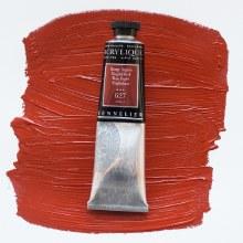 Sennelier Artists Acrylic 60ml English Red 627
