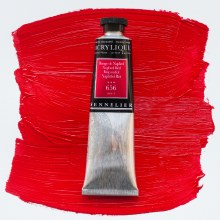 Sennelier Artists Acrylic 60ml Naphthol Red 656