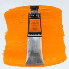 Sennelier Artists Acrylic 60ml Cadmium Orange 687