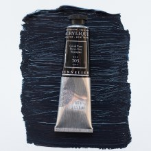 Sennelier Artists Acrylic 60ml Payne's Grey 703