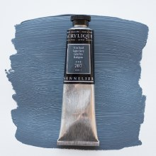 Sennelier Artists Acrylic 60ml Light Grey 707