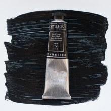 Sennelier Artists Acrylic 60ml Ivory Black 755