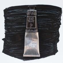 Sennelier Artists Acrylic 60ml Mars Black 759