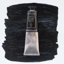 Sennelier Artists Acrylic 60ml Carbon Black 761