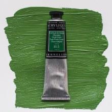 Sennelier Artists Acrylic 60ml Chromium Oxyde Green 815