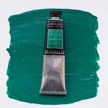 Sennelier Artists Acrylic 60ml Emerald Green 837