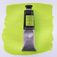 Sennelier Artists Acrylic 60ml Bright Yellow Green 871