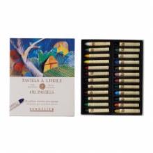Sennelier Oil Pastels - Landscape Set 24 colours