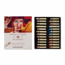 Sennelier Oil Pastels - Portrait Set 24 colours