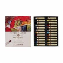 Sennelier Oil Pastels - Still Life Set 24 colours