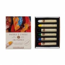 Sennelier Oil Pastels - Discovery Set 6 colours