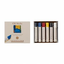 Sennelier Oil Sticks Set of 6