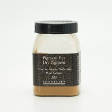 Sennelier Pigment Raw Sienna 120g