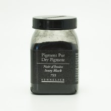Sennelier Pigment Ivory Black 120g