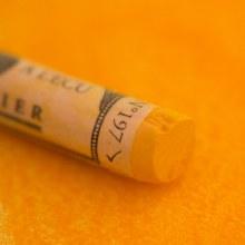 Sennelier Soft Pastel - Cadmium Yellow Orange 197
