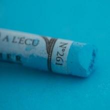 Lrg soft pastel>Cerul Blue 261