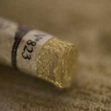 Irid soft pastel>Grn Gold 823